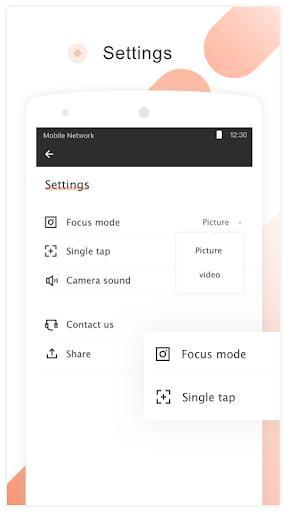 Magnifier - عکس برنامه موبایلی اندروید