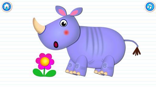 Bini Super ABC! Preschool Learning Games for Kids! - عکس بازی موبایلی اندروید