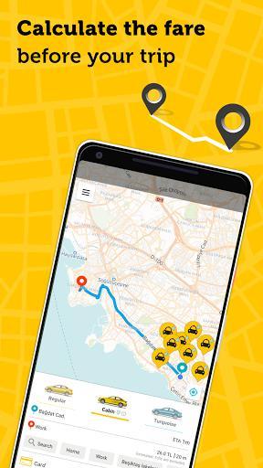 BiTaksi - عکس برنامه موبایلی اندروید