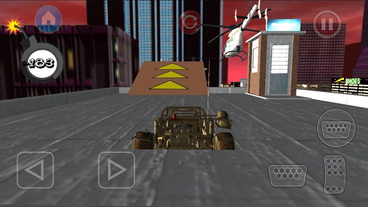spiderMan Dark - عکس بازی موبایلی اندروید