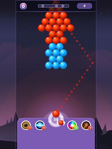 Bubble Shooter Rainbow - Shoot & Pop Puzzle - عکس بازی موبایلی اندروید