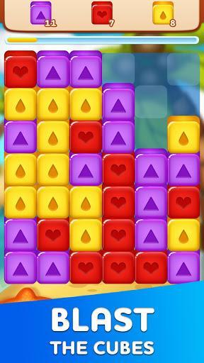 Pop Breaker: Blast all Cubes - عکس بازی موبایلی اندروید
