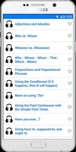 TOEFL Listening & Practice - عکس برنامه موبایلی اندروید