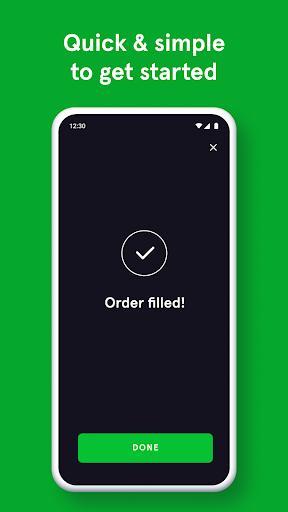 FTX (formerly Blockfolio) - Buy Bitcoin Now - عکس برنامه موبایلی اندروید
