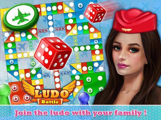 Ludo Battle King - عکس بازی موبایلی اندروید