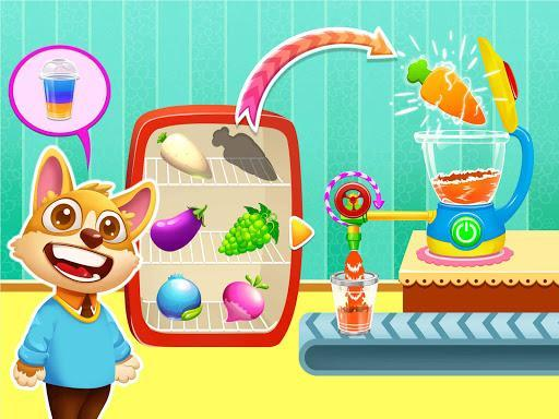 Learn shapes and colors for toddlers kids - عکس بازی موبایلی اندروید