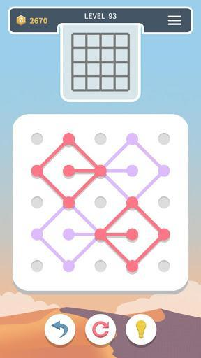 Weave the Line - عکس بازی موبایلی اندروید