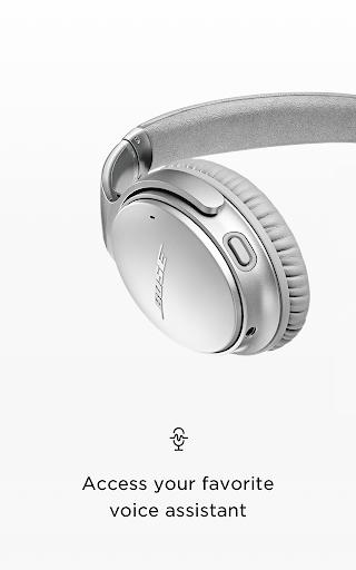 Bose Connect - Image screenshot of android app