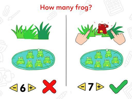 Brain Crazy: IQ Challenge Puzzle - عکس بازی موبایلی اندروید