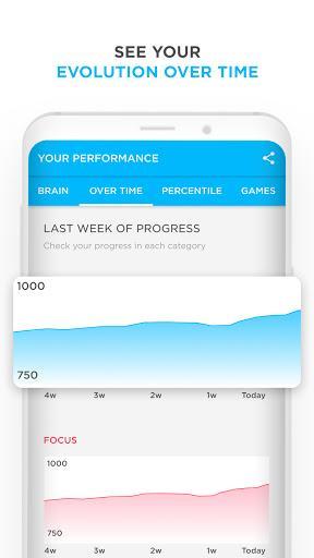 Peak – Brain Games & Training - عکس برنامه موبایلی اندروید