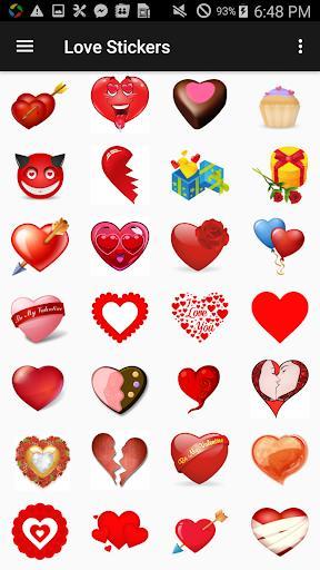 ILove Stickers - Free - عکس برنامه موبایلی اندروید