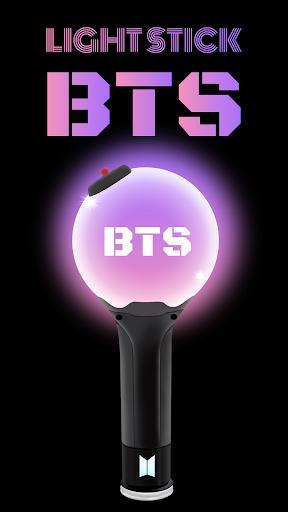 BTS LightStick - عکس برنامه موبایلی اندروید