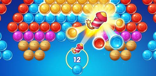Bubble Shooter Pop - Blast Bubble Star - عکس بازی موبایلی اندروید