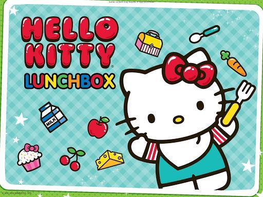 Hello Kitty Lunchbox - عکس بازی موبایلی اندروید