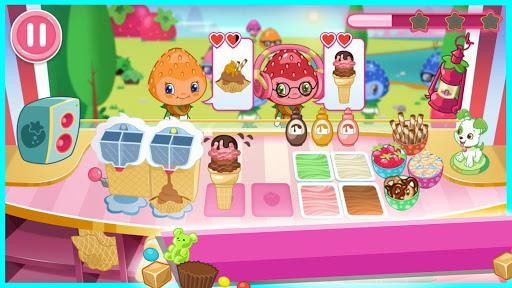 Strawberry Shortcake Ice Cream Island - عکس بازی موبایلی اندروید