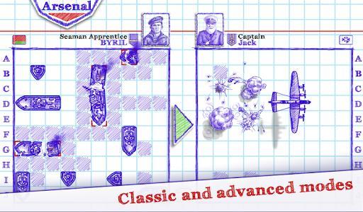 Sea Battle 2 - عکس بازی موبایلی اندروید