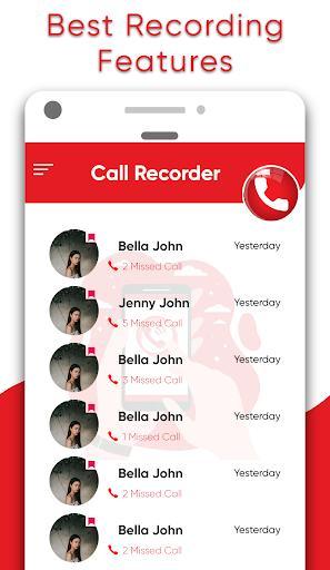 Automatic Call Recorder – Record Call Free ACR - عکس برنامه موبایلی اندروید