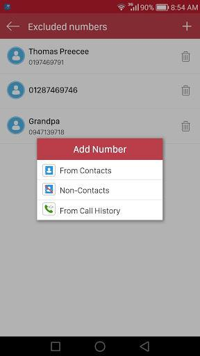 Automatic Call Recorder - Image screenshot of android app