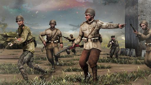 World War 2 Game (Call Of Courage) - عکس بازی موبایلی اندروید