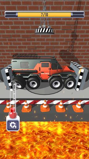 Car Crusher - عکس بازی موبایلی اندروید