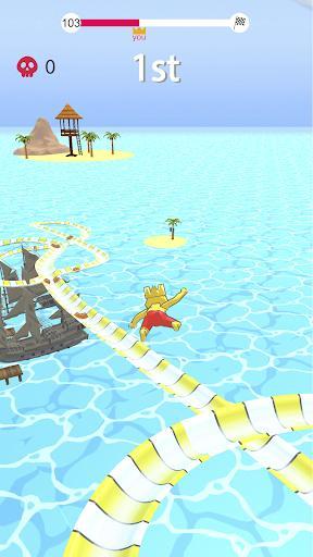 aquapark.io - عکس بازی موبایلی اندروید