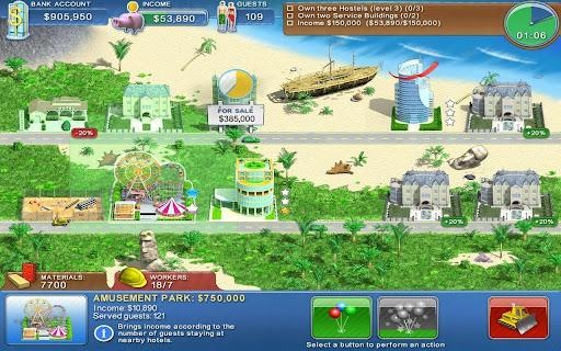 Hotel Mogul HD Lite - عکس بازی موبایلی اندروید