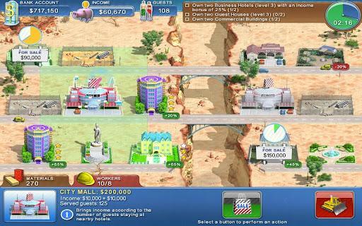 Hotel Mogul Lite - عکس بازی موبایلی اندروید