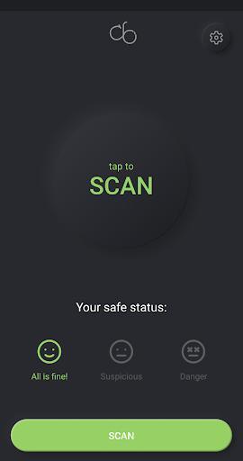 Anti Spyware Scanner cb - عکس برنامه موبایلی اندروید