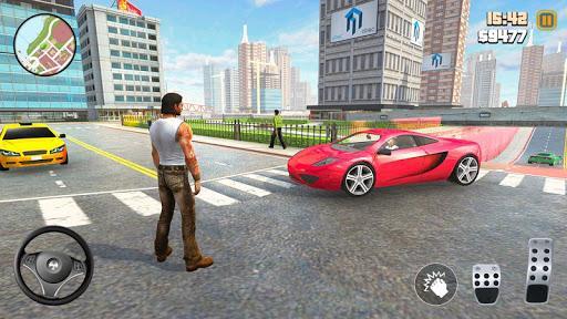 Grand Vegas City Auto Gangster Crime Simulator - عکس برنامه موبایلی اندروید