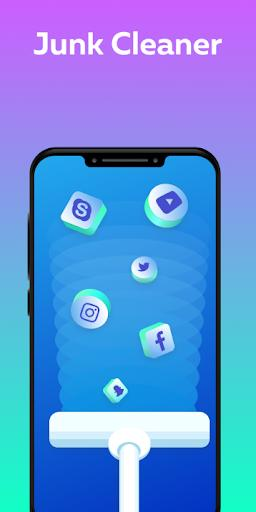Phone Cleaner - boost your phone and battery life - عکس برنامه موبایلی اندروید