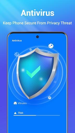 One Booster – پاک کننده و آنتی ویروس وان بوستر - عکس برنامه موبایلی اندروید