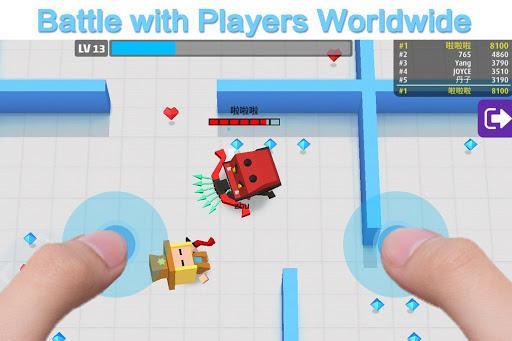 Arrow.io - عکس بازی موبایلی اندروید