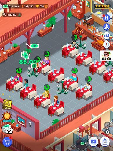 Hotel Empire Tycoon - Idle Game Manager Simulator - عکس بازی موبایلی اندروید