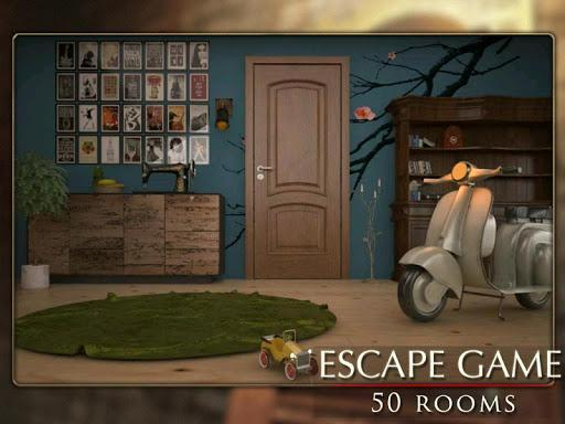Escape game: 50 rooms 3 - عکس بازی موبایلی اندروید
