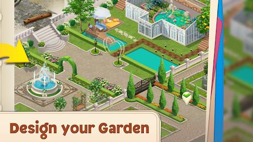 Merge Manor : Sunny House - عکس برنامه موبایلی اندروید