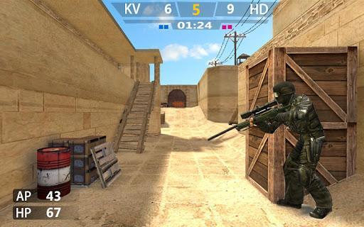 Counter Terrorist Shooter Killer - عکس بازی موبایلی اندروید