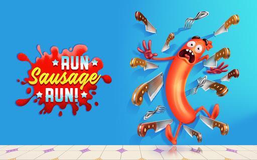 Run Sausage Run! - فرار سوسیس - عکس بازی موبایلی اندروید