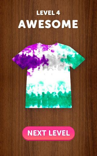 Tie Dye - عکس بازی موبایلی اندروید