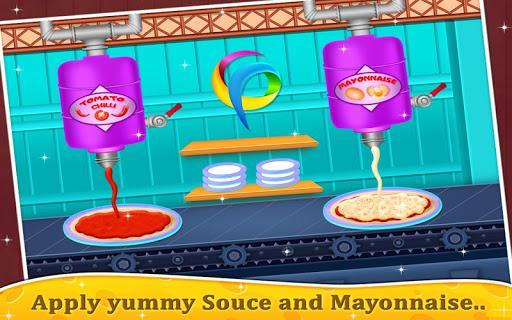 Hot 🍕Pizza Factory - Pizza Cooking Game - عکس بازی موبایلی اندروید