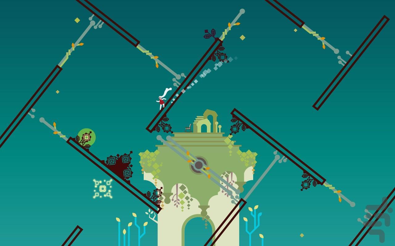 آنسوی باران - عکس بازی موبایلی اندروید