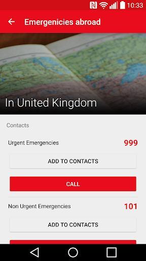 First Aid - IFRC - عکس برنامه موبایلی اندروید
