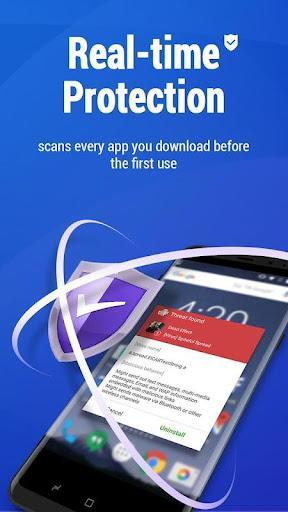 Antivirus Free - Virus Cleaner, Keep Phone Safe - عکس برنامه موبایلی اندروید
