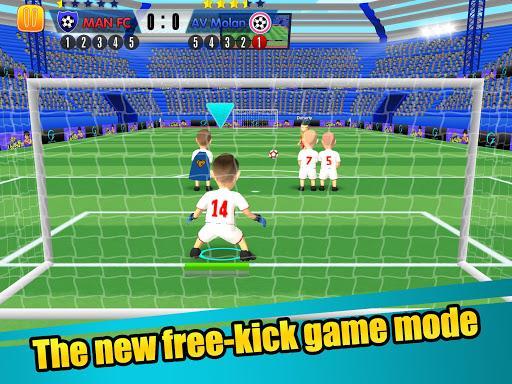 Furious Goal(Ultimate Soccer Team) - عکس بازی موبایلی اندروید