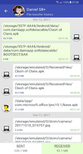 Software Data Cable - عکس برنامه موبایلی اندروید