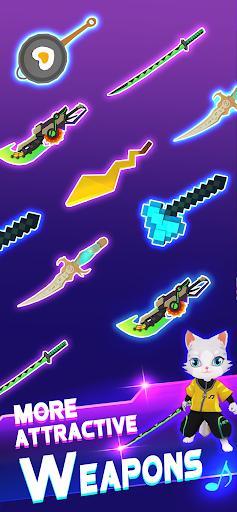 Blade Master : Sonic Cat 2 - عکس بازی موبایلی اندروید