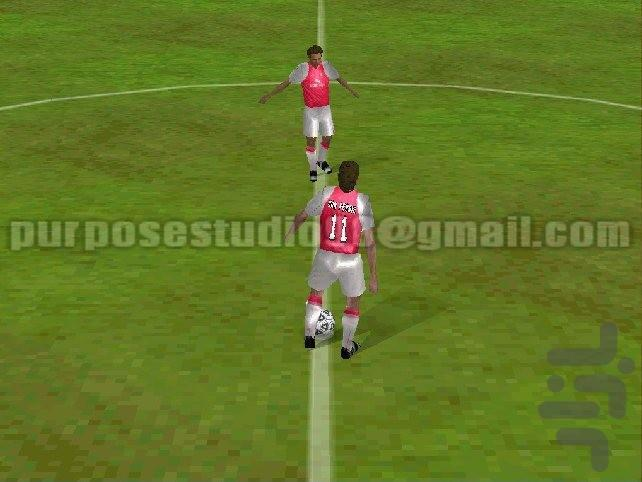 فوتبال فیفا 08 - عکس بازی موبایلی اندروید