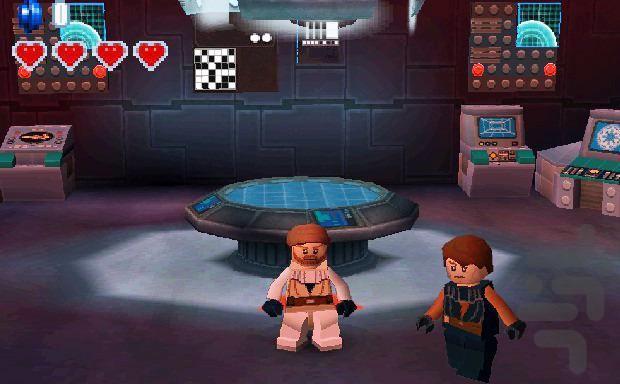 لگو جنگ ستارگان 3 - عکس بازی موبایلی اندروید