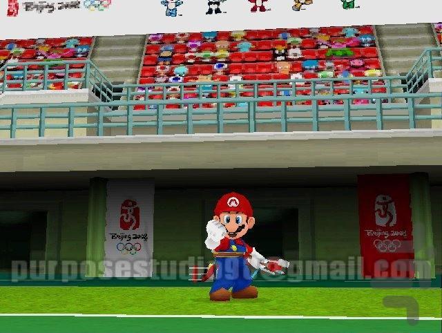 المپیک سوپر ماریو و سونیک - عکس بازی موبایلی اندروید
