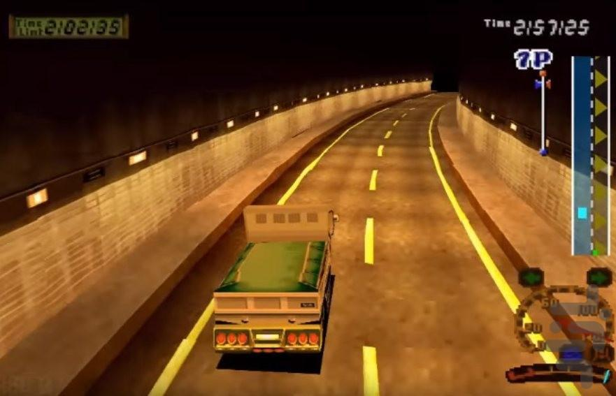 سلطان جاده ها - عکس بازی موبایلی اندروید