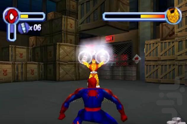 مرد عنکبوتی : درنده - عکس بازی موبایلی اندروید